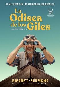 A Odisseia dos Tontos - Poster / Capa / Cartaz - Oficial 5