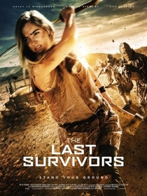 Os Últimos Sobreviventes - Poster / Capa / Cartaz - Oficial 4
