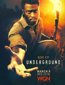 Underground (2ª Temporada) - Poster / Capa / Cartaz - Oficial 5