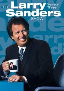 The Larry Sanders Show (3ª Temporada) - Poster / Capa / Cartaz - Oficial 1