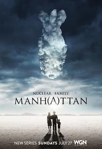 Manhattan (1ª Temporada) - Poster / Capa / Cartaz - Oficial 2