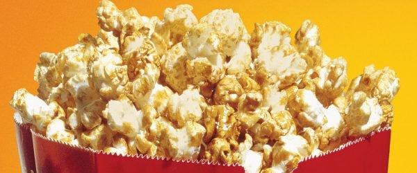 Pipocas da Cinemark levam o cinema até a sua casa