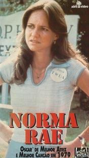 Norma Rae - Poster / Capa / Cartaz - Oficial 2
