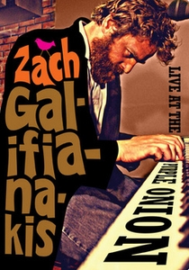Zach Galifianakis: Live at the Purple Onion - Poster / Capa / Cartaz - Oficial 1