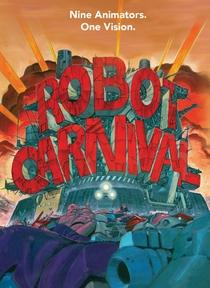 Robot Carnival - Poster / Capa / Cartaz - Oficial 2