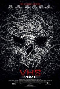 V/H/S: Viral - Poster / Capa / Cartaz - Oficial 1