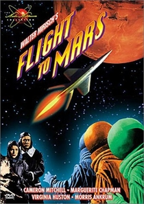 Voando para Marte - Poster / Capa / Cartaz - Oficial 2
