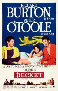 Becket, O Favorito do Rei - Poster / Capa / Cartaz - Oficial 7