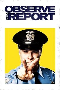 O Segurança Fora de Controle - Poster / Capa / Cartaz - Oficial 5