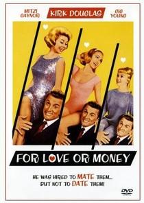Por Amor ou Por Dinheiro - Poster / Capa / Cartaz - Oficial 2