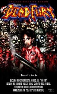 Mortos furiosos - Poster / Capa / Cartaz - Oficial 3
