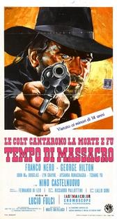 Tempo de Massacre - Poster / Capa / Cartaz - Oficial 1