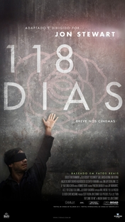 118 Dias - Poster / Capa / Cartaz - Oficial 1