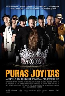 Puras Joyitas - Poster / Capa / Cartaz - Oficial 1