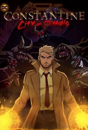 Resultado de imagem para constantine cidade dos demônios