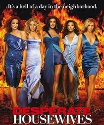 Desperate Housewives (4ª Temporada) - Poster / Capa / Cartaz - Oficial 1