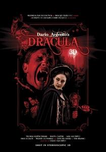 Drácula 3D - Poster / Capa / Cartaz - Oficial 1