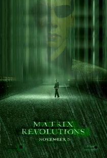 Matrix Revolutions - Poster / Capa / Cartaz - Oficial 1