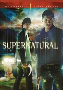 Sobrenatural (1ª Temporada) - Poster / Capa / Cartaz - Oficial 3