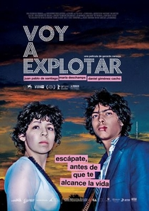 Vou Explodir - Poster / Capa / Cartaz - Oficial 3