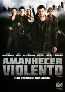 Amanhecer Violento - Poster / Capa / Cartaz - Oficial 4