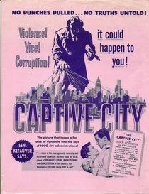 Cidade Cativa - Poster / Capa / Cartaz - Oficial 7