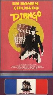 Um Homem Chamado Django - Poster / Capa / Cartaz - Oficial 2