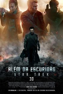 Além da Escuridão - Star Trek - Poster / Capa / Cartaz - Oficial 4