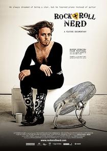 Rock + Roll Nerd - Poster / Capa / Cartaz - Oficial 1