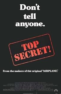 Top Secret! Super Confidencial  - Poster / Capa / Cartaz - Oficial 6
