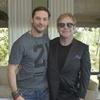 Rocketman | Elton John e Tom Hardy posam juntos