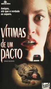 Vítimas de Um Pacto - Poster / Capa / Cartaz - Oficial 2