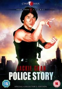 Police Story - A Guerra das Drogas - Poster / Capa / Cartaz - Oficial 5