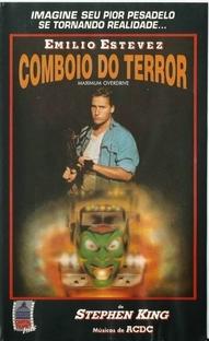 Comboio do Terror - Poster / Capa / Cartaz - Oficial 5