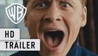 VIER GEGEN DIE BANK - Trailer #1 Deutsch HD German (2016)