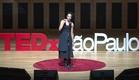 Lute Sem Perder a Ternura | Roberta Estrela D'Alva | TEDxSaoPaulo