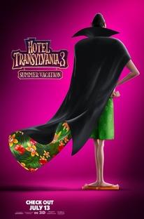 Hotel Transilvânia 3: Férias Monstruosas - Poster / Capa / Cartaz - Oficial 3