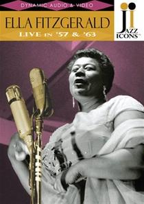 Ícones do Jazz: Ella Fitzgerald - Poster / Capa / Cartaz - Oficial 1