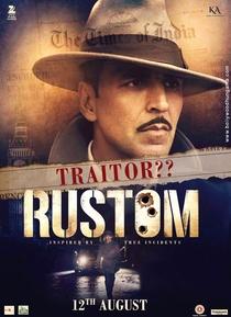 Rustom - Poster / Capa / Cartaz - Oficial 2