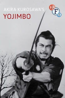 Yojimbo, o Guarda-Costas - Poster / Capa / Cartaz - Oficial 18