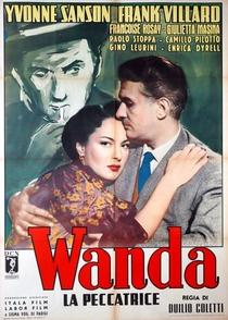 Wanda, A Pecadora  - Poster / Capa / Cartaz - Oficial 1