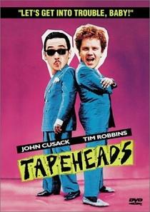 Tapeheads - Uma Dupla Muito Louca - Poster / Capa / Cartaz - Oficial 1