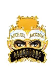 Michael Jackson: Dangerous World Tour - Poster / Capa / Cartaz - Oficial 1
