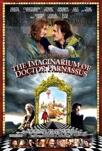O Mundo Imaginário do Dr. Parnassus - Poster / Capa / Cartaz - Oficial 13