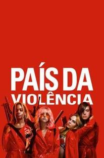 País da Violência - Poster / Capa / Cartaz - Oficial 7