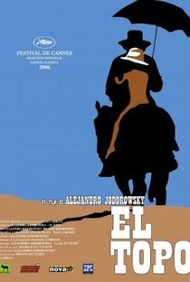 El Topo - Poster / Capa / Cartaz - Oficial 1