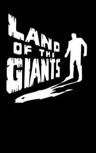 Terra de Gigantes (1ª Temporada) - Poster / Capa / Cartaz - Oficial 4