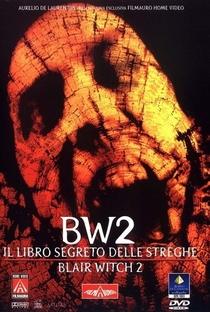 Bruxa de Blair 2: O Livro das Sombras - Poster / Capa / Cartaz - Oficial 2