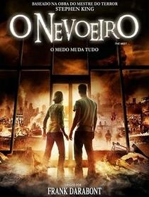 O Nevoeiro - Poster / Capa / Cartaz - Oficial 10