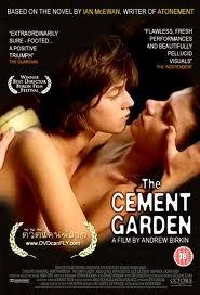 O Jardim de Cimento - Poster / Capa / Cartaz - Oficial 5